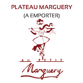 Plateau froid Marguery, vente à emporter