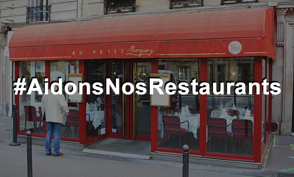 Au Petit-Marguery - Aidons Nos Restaurants