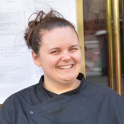 Chef Cécilia Milla